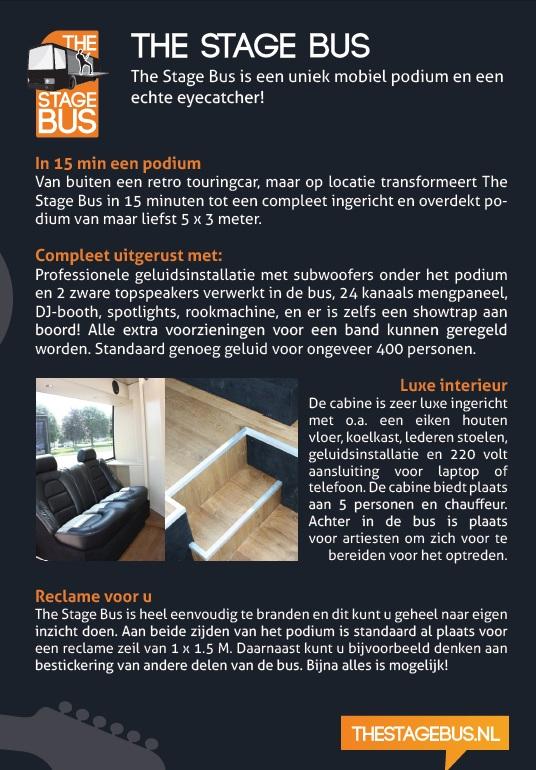 StageBus folder deel 3